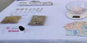 Uyuşturucu satışı yapanlara operasyon