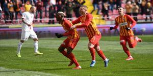 Antalyaspor maçındaki oyun Kayserispor'u ümitlendirdi