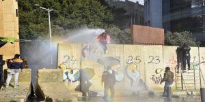 Lübnan'da yeni hükümetin güven oylaması öncesi protestolar sürüyor