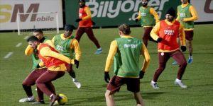Galatasaray, Aytemiz Alanyaspor'la oynayacağı rövanş maçına hazır