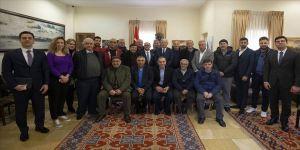 Kudüslü iş adamları ve esnaf temsilcilerinden Türkiye Başkonsolosluğuna ziyaret