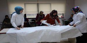 Hanımlara cenaze hizmetleri kursu