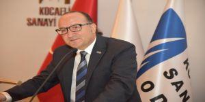 KSO Başkanı Zeytinoğlu sanayi üretimini değerlendirdi