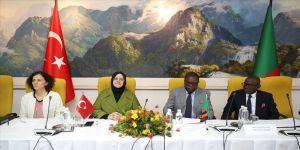 Türkiye-Zambiya Karma Ekonomik Komisyonu'nun ilk toplantısı yapıldı
