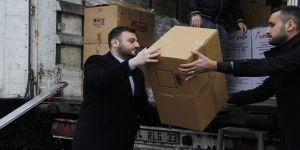 AK Partili gençler depremzede çocuklara oyuncak gönderdi