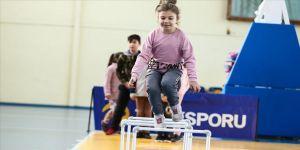 Sportif yetenek taramasıyla 1 milyon 226 bin çocuk testten geçti