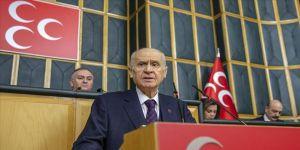 MHP Genel Başkanı Devlet Bahçeli: Darbeyi aklından geçiren varsa bu şerefsiz teşebbüsünde muvaffak olamayacak