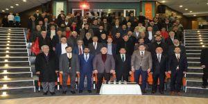 Selim Çetinkaya,kongreye katılan herkese teşekkür etti