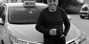 Darıca'da,Taksi Şöförü Motosiklet Çarpması Sonucu Hayatını Kaybetti