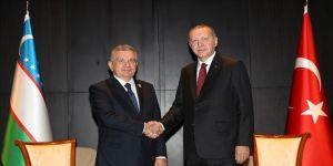 Türkiye ile Özbekistan arasındaki stratejik ortaklık ilişkileri derinleşiyor