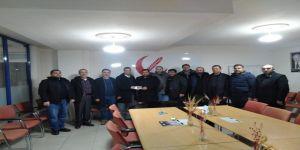 Gebze Eyt, YRP Çayırova'yı Ziyaret Etti
