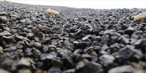 Düzce'nin bazaltı Rusya asfaltlarında kullanılacak