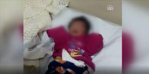 Çöp aracından gelen sesi fark eden temizlik işçileri yeni doğmuş bebek buldu