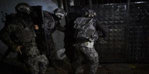 Başkentte YPG/PKK'lı 14 şüpheli yakalandı