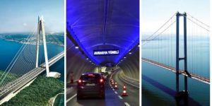 Avrasya Tünelin de de yaklaşık 8 Milyon aracın ödemesi millete yüklendi
