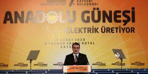 Enerji ve Tabii Kaynaklar Bakanı Dönmez: Türkiye, bugün yenilenebilir enerji kurulu gücünde Avrupa'da altıncı