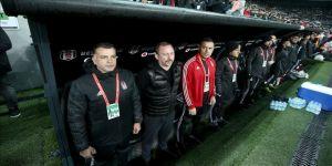 Beşiktaş Teknik Direktörü Sergen Yalçın: Kazanamadığımız için çok üzgünüz