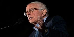 Demokratların Nevada ön seçimlerini Sanders kazandı