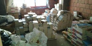 Ankara'da usulsüz satılan 6 bin 686 kitap ele geçirildi