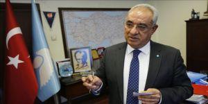 DSP Genel Başkanı Aksakal, Cumhurbaşkanı Erdoğan ile görüşmesini anlattı