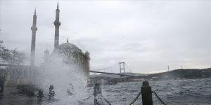 Marmara Bölgesi'nde yarın fırtına bekleniyor