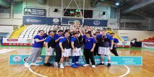 Alt yapıda şampiyon 'Kağıtspor'