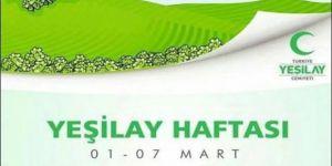 Yeşilay Haftası kutlamaları iptal edildi