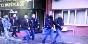 Gebzede, ruhsatsız silah satışı yapan 4 kişi gözaltına alındı