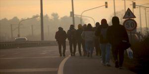 Soylu Türkiye'den ayrılan göçmen sayısını açıkladı