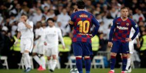 El Clasico galibi Real Madrid liderlik koltuğuna oturdu