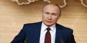 Rusya Devlet Başkanı Putin: Rusya savaşmak için hazırlık yapmıyor