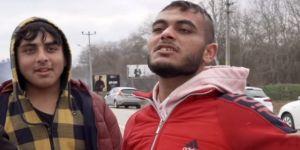 Suriyeli gençlerin Türkiye aleyhine sözleri tepki çekti: Biz mi dedik bizi kurtarın diye?