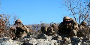 Siirt-Şırnak ara hattı 'Kapan-7 Karadağ Operasyonu' ile didik didik aranıyor