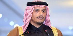 Katar Dışişleri Bakanı: Körfez krizinin çözümü için iyimser kalmaya devam edeceğiz