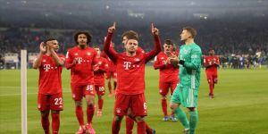 Almanya Kupası'nda Bayern Münih ve Saarbrücken yarı finale çıktı