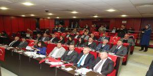 Gebze Mart Meclisinde 5 adet parselin satışı oy birliğiyle kabul edildi