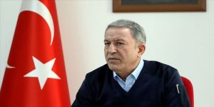 Akar: Meşru müdafaa kapsamındaki hedefimiz birliklerimize saldıran rejim askerleri ve unsurlarıdır