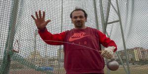 5'inci kez olimpiyata katılacak Eşref Apak, 6'ncı için de çalışacak