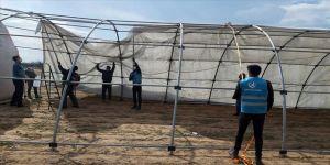 MHP'nin sınır hattındaki 'göçmen kreşi' faaliyete girdi