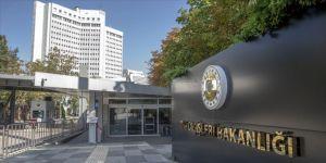Türkiye'den Arap Ligi'nin Bakanlar Konseyi kararlarına tepki