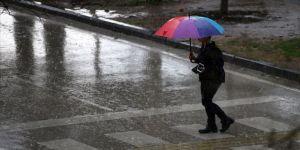 Yağışla sıcaklıklar düşecek