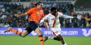 Medipol Başakşehir Süper Lig'de yarın Göztepe'ye konuk olacak