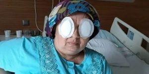 Korkunç Olay ! Hastanede Oda Arkadaşı Gözlerini Oydu...
