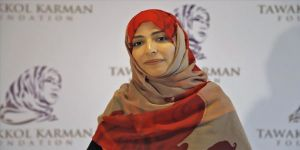Nobel ödüllü aktivist Karman: BAE ve Suudi Arabistan, Yemen'deki savaşın devamını istiyor