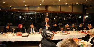 Başkan Bıyık'tan 8 Mart kutlaması