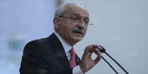 Kılıçdaroğlu: Umarım kısa süre içerisinde aydınlık bir Türkiye'yi yeniden kuracağız