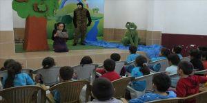 Giresun'da köy okullarındaki çocuklar tiyatroyla buluşturuluyor