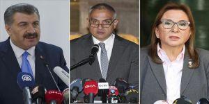 Koronavirüs Bilim Kurulu 3 bakanın katılımıyla toplanacak