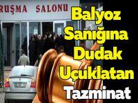 """Balyoz Sanığına """"Haksız Tutuklandın"""" Tazminatı"""
