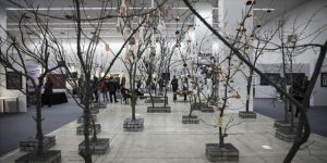 ArtAnkara 6. Çağdaş Sanat Fuarı açıldı